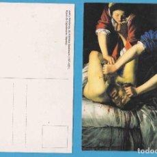 Coleccionismo Marcapáginas: JUDIT Y HOLOFERNES. VEINTE AÑOS Y UN DÍA. JORGE SEMPRÚN. TUSQUETS. PUNTO DE LIBRO - POSTAL. Lote 176531365