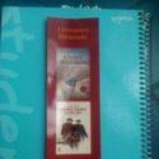 Coleccionismo Marcapáginas: MARCA PÁGINAS, CLUBE DO AUTOR. Lote 83867884