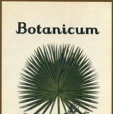 Coleccionismo Marcapáginas: MARCAPAGINAS POSTAL EDITORIAL IMPEDIMENTA - BOTANICUM. Lote 205580097