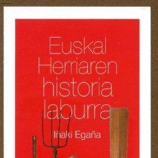 Coleccionismo Marcapáginas: MARCAPÁGINAS EUSKAL HERRIAREN. Lote 85255776