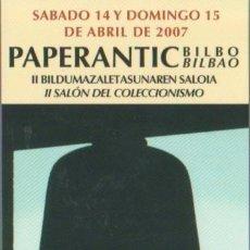Coleccionismo Marcapáginas: MARCAPÁGINAS PAPERANTIC . Lote 86521636