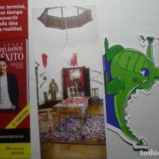 Coleccionismo Marcapáginas: LOTE MARCAPAGINAS VARIADOS. Lote 87510908