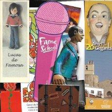 Coleccionismo Marcapáginas: LOTE 100 MARCAPÁGINAS. Lote 91094160
