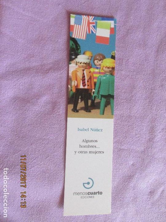 marcapágina editorial menos cuarto algunos hom - Buy Old Bookmarks ...