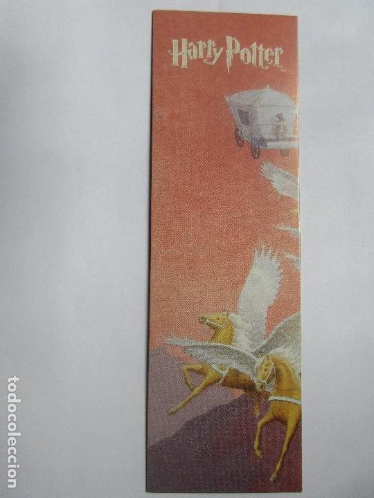 MARCAPÁGINAS EDITORIAL SALAMANDRA HARRY POTTER (Coleccionismo - Marcapáginas)