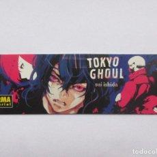 Coleccionismo Marcapáginas: MARCAPÁGINAS EDITORIAL NORMA TOKYO GHOUL. Lote 98342371