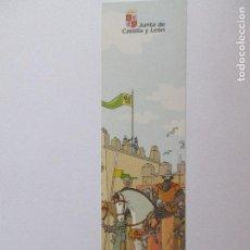 Coleccionismo Marcapáginas: MARCAPÁGINAS JUNTA DE CASTILLA Y LEÓN BIBLIOTECAS . Lote 98417547