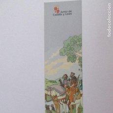 Coleccionismo Marcapáginas: MARCAPÁGINAS JUNTA DE CASTILLA Y LEÓN BIBLIOTECAS . Lote 98417587