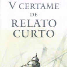 Coleccionismo Marcapáginas: MARCAPAGINAS: V CERTAMEN DE RELATO CORTO - COLABORA KALANDRAKA - DIBUJO FARO. Lote 236570045