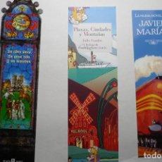 Coleccionismo Marcapáginas: LOTE MARCAPAGINAS VARIADAS . Lote 104298667
