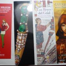 Coleccionismo Marcapáginas: LOTE MARCAPAGINAS .VARIADAS. Lote 106557387