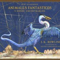 Coleccionismo Marcapáginas: 8 MARCAPÁGINAS POSTAL SALAMANDRA ANIMALES FANTASTICOS. Lote 132336759