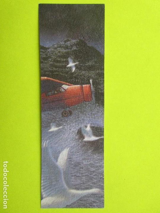MARCAPÁGINAS EDITORIAL SALAMANDRA EL DOMADOR DEL VIENTO Nº 118 (Coleccionismo - Marcapáginas)