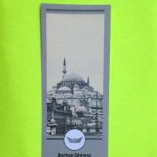 Coleccionismo Marcapáginas: MARCAPAGINAS EDITORIAL PERISCOPI ISTANBUL . Lote 113297906