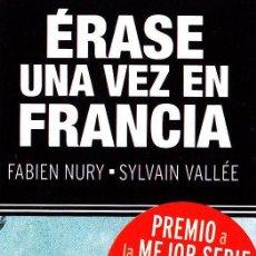 Coleccionismo Marcapáginas: MARCAPAGINAS: ERASE UNA VEZ FRANCIA - EDITORIAL NORMA - COMIC . Lote 155618445