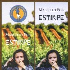 Coleccionismo Marcapáginas: MARCAPÁGINAS EDITORIAL - HOJA DE LATA . Lote 131862803