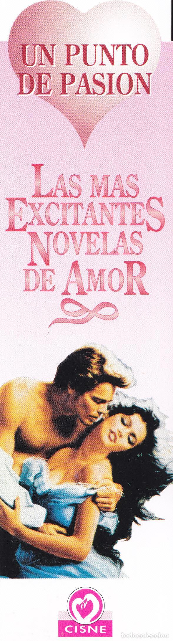 Marcapaginas Las Mas Excitantes Novelas De Amo Comprar