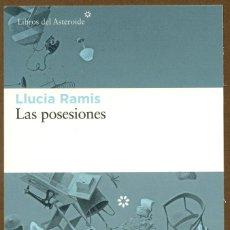 Coleccionismo Marcapáginas: MARCAPAGINAS POSTAL LIBROS DEL ASTEROIDE LAS POSESIONES. Lote 121072214