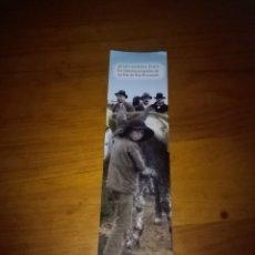 Coleccionismo Marcapáginas: MARCAPÁGINAS JULIO MOLINA FONT. LA HISTORIA PEQUEÑA DE LA ISLA DE SAN FERNANDO. C4CR. Lote 120840435