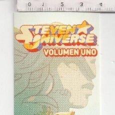 Coleccionismo Marcapáginas: MARCAPÁGINAS DE EDICIÓN DE NORMA STEVEN UNIVERSE. Lote 128140183
