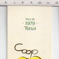 Coleccionismo Marcapáginas: MARCAPÁGINAS DE EDICIÓN EL BROT REUS . Lote 130848300
