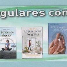 Coleccionismo Marcapáginas: MARCAPÁGINAS EDITADO OBELISCO VER FOTO ADICIONAL. Lote 130896404