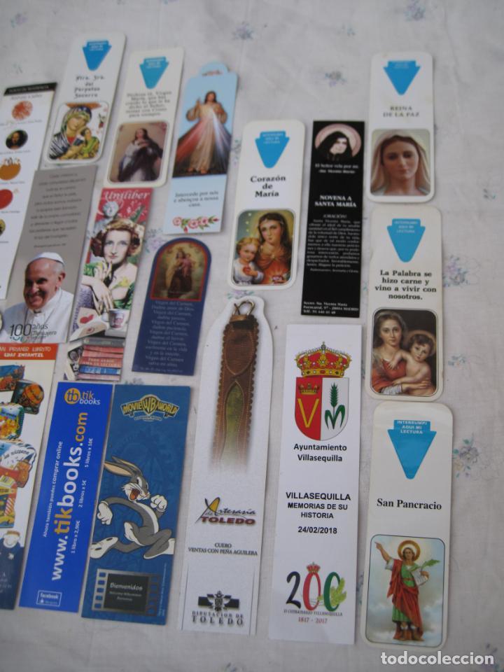 Coleccionismo Marcapáginas: LOTE DE 34 MARCAPAGINAS DIFERENTES. - Foto 4 - 131566430