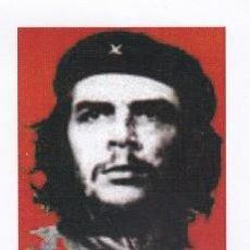 Coleccionismo Marcapáginas: MARCAPAGINAS POLITICO. ERNESTO CHE GUEVARA. CASAL D'AMISTAT CATALA - CUBA DE BARCELONA. Lote 132769622