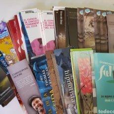 Coleccionismo Marcapáginas: LOTE DE UNOS 100 MARCAPAGINAS - CAR105. Lote 133254934