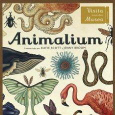 Coleccionismo Marcapáginas: MARCAPAGINAS POSTAL EDITORIAL IMPEDIMENTA - ANIMALIUM. Lote 147210222