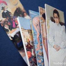 Coleccionismo Marcapáginas: COLECCIÓN 11 MARCAPÁGINAS-CALENDARIO 2010 JOAQUÍN SOROLLA – MUSEO DEL PRADO, MADRID, 2010. Lote 136319130