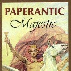 Coleccionismo Marcapáginas: MARCAPÁGINAS PAPERANTIC BARCELONA MAJESTIC 2012 - CATALAN. Lote 136909698