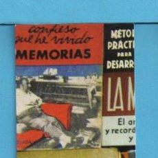 Coleccionismo Marcapáginas: MARCAPÁGINAS DE EDITOR DE LLIBRERIA CARLOS 30 ANIVERSARIO VENTA LIBROS DE SEGUNDA MANO . Lote 137193874