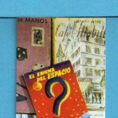 Coleccionismo Marcapáginas: MARCAPÁGINAS DE EDITOR DE LLIBRERIA CARLOS 30 ANIVERSARIO VENTA LIBROS DE SEGUNDA MANO . Lote 137194534