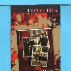 Coleccionismo Marcapáginas: MARCAPÁGINAS DE EDICIONES DE BROMERA . Lote 138001042