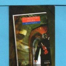 Coleccionismo Marcapáginas: MARCAPÁGINAS DE EDICIONES DE BROMERA . Lote 138001114