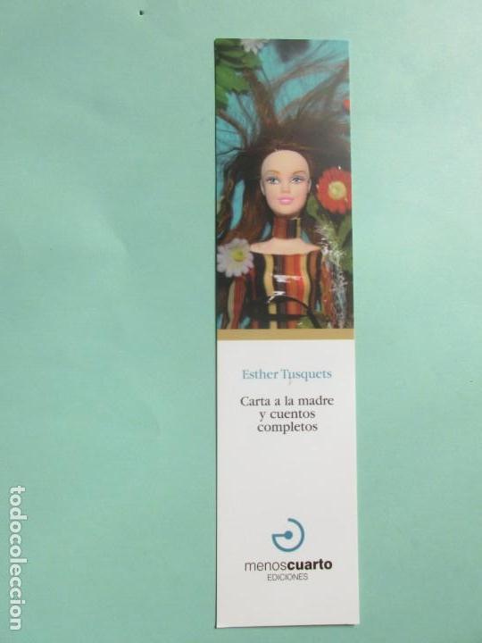 marcapaginas editorial menos cuarto carta a la - Buy Old Bookmarks ...