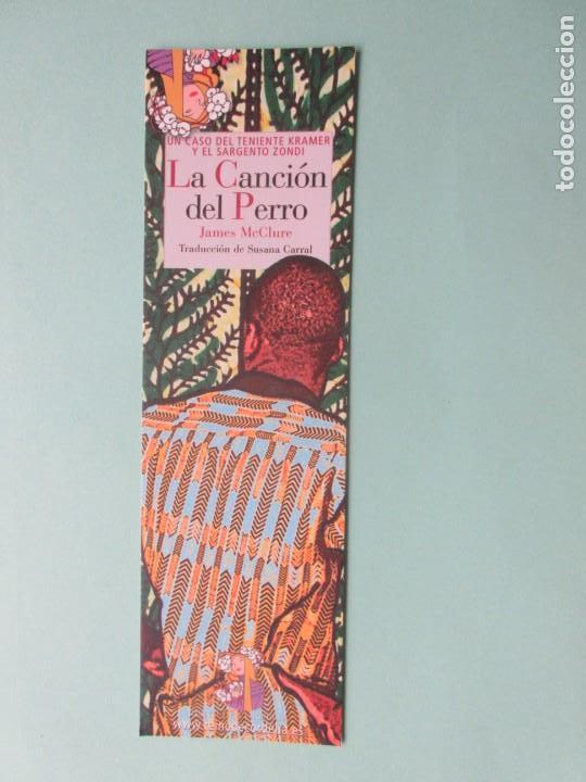 MARCAPÁGINAS EDITORIAL REINO DE CORDELIA LA CANCIÓN DEL PÈRRO (Coleccionismo - Marcapáginas)