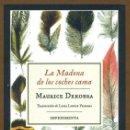 Coleccionismo Marcapáginas: MARCAPÁGINAS EDITORIAL IMPEDIMENTA LA MADONA DE LOS COCHES CAMA. Lote 160011004