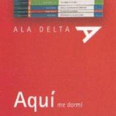Coleccionismo Marcapáginas: BONITO MARCAPAGINAS EDITORIAL EDELVIVES EL QUIJOTE MARCAPAGINA PUNTO DE LIBRO A.101. Lote 143220718