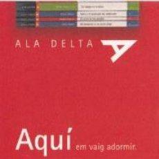 Coleccionismo Marcapáginas: BONITO MARCAPAGINAS EDITORIAL BAULA MARCAPAGINA PUNTO DE LIBRO A.101. Lote 143221902