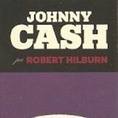 Coleccionismo Marcapáginas: MARCAPÁGINAS. ES POP EDICIONES. ROBERT HILBURN. JOHNNY CASH. Lote 143655400
