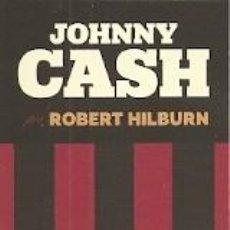 Coleccionismo Marcapáginas: MARCAPÁGINAS. ES POP EDICIONES. ROBERT HILBURN. JOHNNY CASH. Lote 143655425