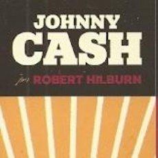 Coleccionismo Marcapáginas: MARCAPÁGINAS. ES POP EDICIONES. ROBERT HILBURN. JOHNNY CASH. Lote 143655438