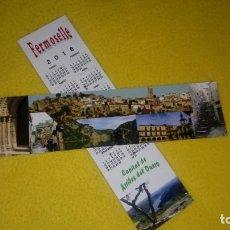 Coleccionismo Marcapáginas: FERMOSELLE, ZAMORA. Lote 143759426