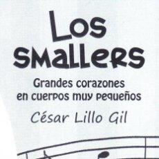 Coleccionismo Marcapáginas: MARCAPAGINAS: LOS SMALLERS (MODELO 2) - SAN PABLO. Lote 223335710