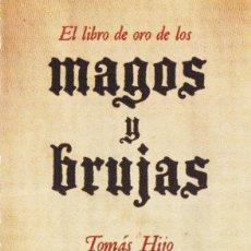 Coleccionismo Marcapáginas: MARCAPÁGINAS: MAGOS Y BRUJAS - EDITORIAL TATANKA. Lote 147323806