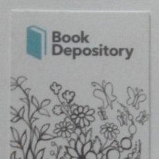 Coleccionismo Marcapáginas: MARCAPÁGINAS EDITORIAL BOOK DEPOSITORY- . Lote 147330278