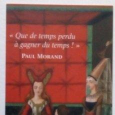 Coleccionismo Marcapáginas: MARCAPÁGINAS EDITORIAL EQUINOXE-. Lote 147331706