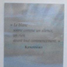 Coleccionismo Marcapáginas: MARCAPÁGINAS EDITORIAL EQUINOXE-. Lote 147333078